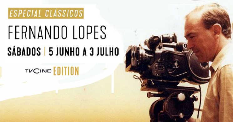 Especial Clássicos Fernando Lopes no TVCine Edition