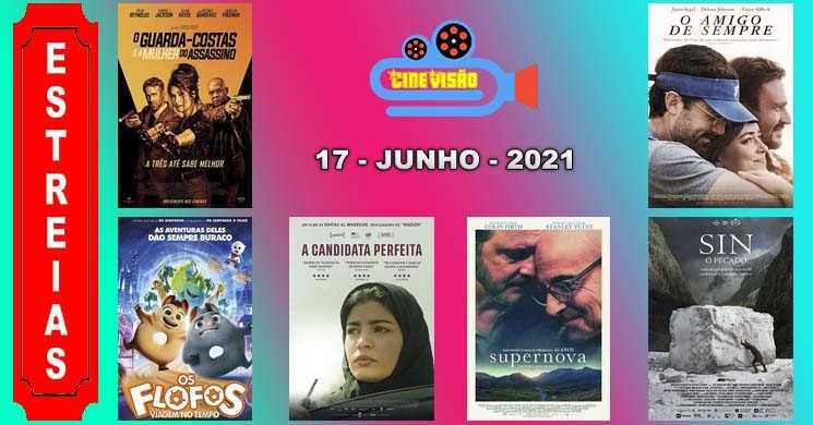 Conheça os seis filmes que estreiam esta semana nos cinemas nacionais