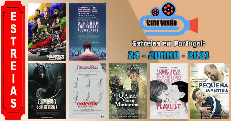 Quinta-feira é dia de estreias. 7 novos filmes nos cinemas nacionais