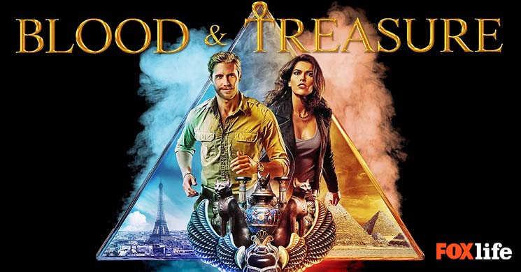 Fox Life estreia a serie Blood and Treasure