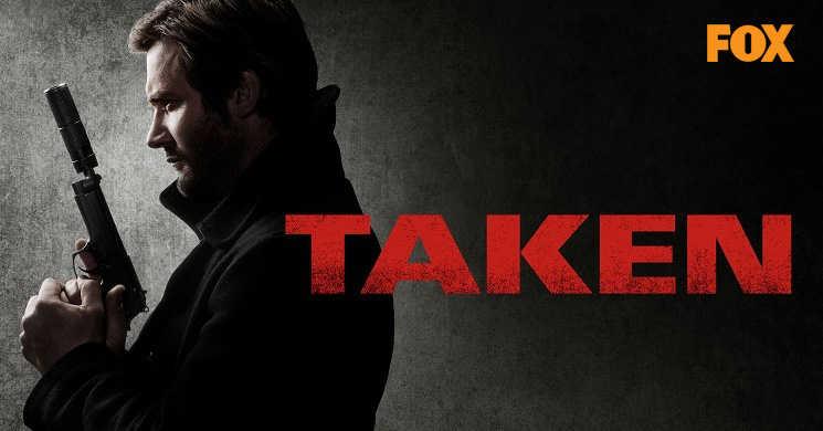 Fox estreia a série Taken