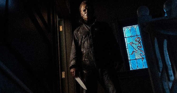 Imagem do filme Halloween Mata