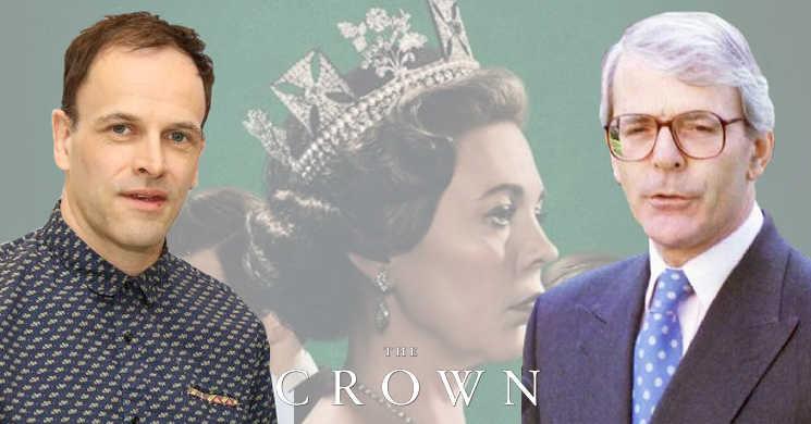 Jonny Lee Miller será o primeiro-ministro John Major na 5ª temporada de