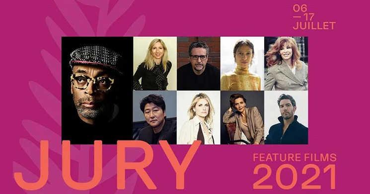 Anunciados os restantes membros do júri do Festival de Cannes 2021