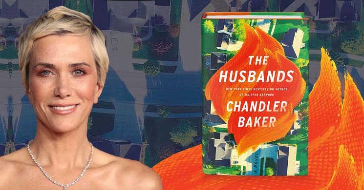 Kristen Wiig vai protagonizar o filme The Husbands