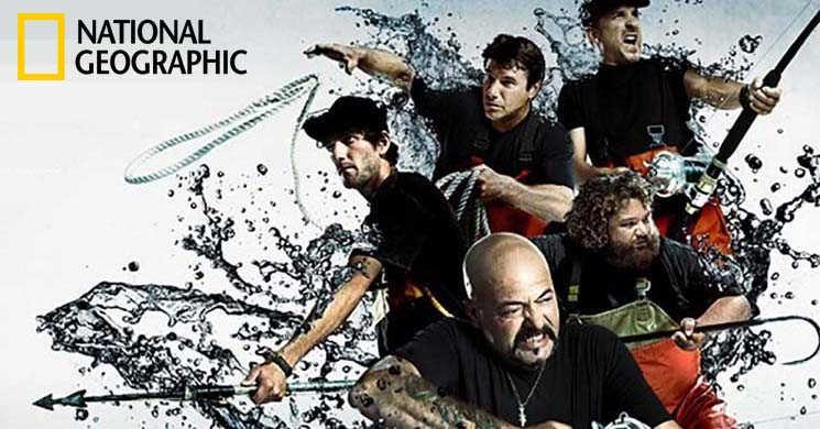 National Geographic temporada 10 de Pesca no Limite: Batalha no Atlântico