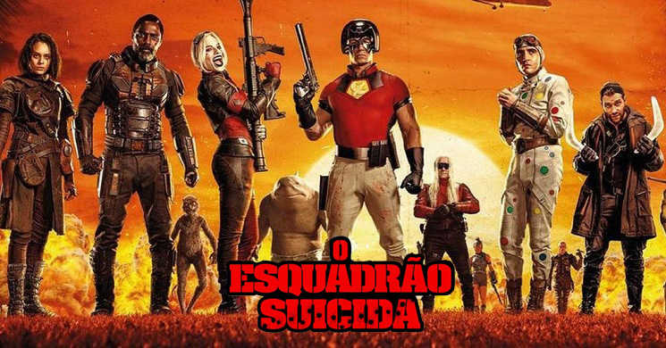 Novo trailer legendado do filme O Esquadrao Suicida