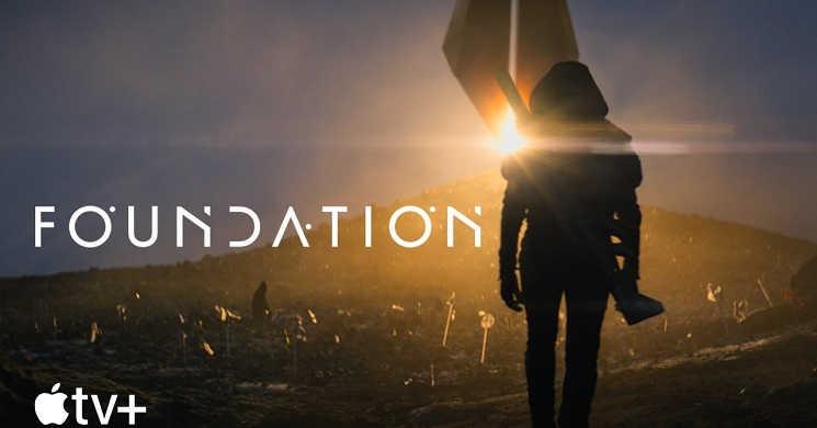 Novo trailer oficial da série Foundation