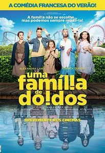 Poster do filme Uma Família de Doidos