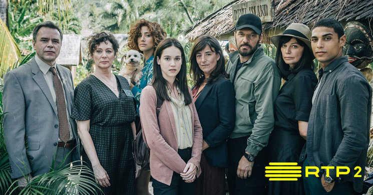 RTP2 estreia a minisserie No Início Eram Dez