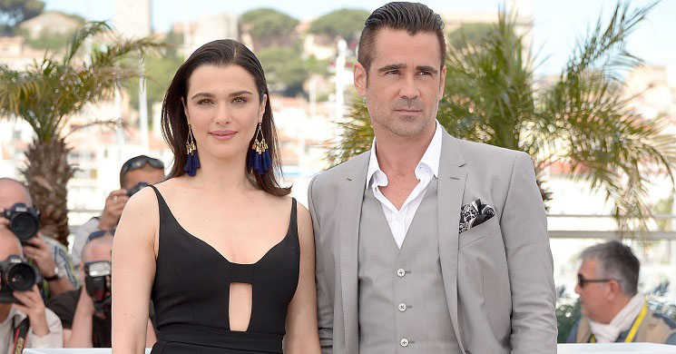 Rachel Weisz e Colin Farrell protagonistas do filme Love Child