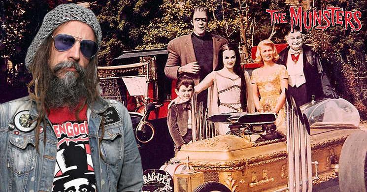 Rob Zombie vai dirigir filme baseado na clássica série