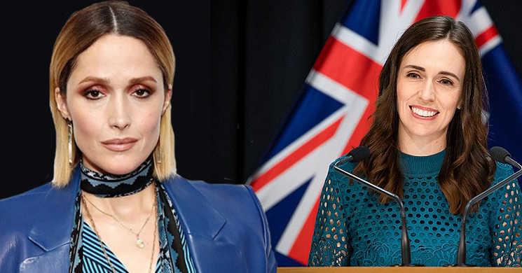 Rose Byrne será a primeira-ministra da Nova Zelândia no filme