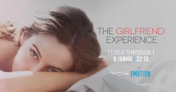 TVCine Emotion estreia a serie The Girlfriend Experience