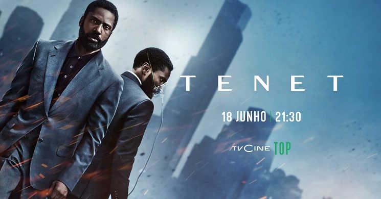 TVCine Top estreia o filme Tenet