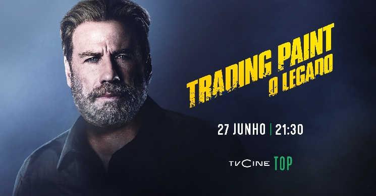 TVCine Top estreia o filme Trading Paint - O Legado