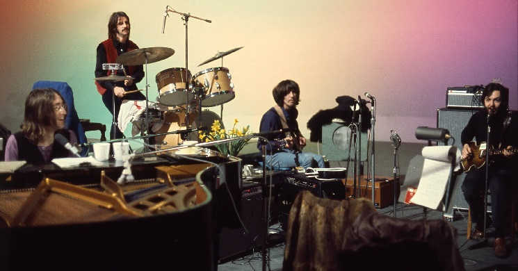 The Beatles Get Back passa a série documental do Disney Plus