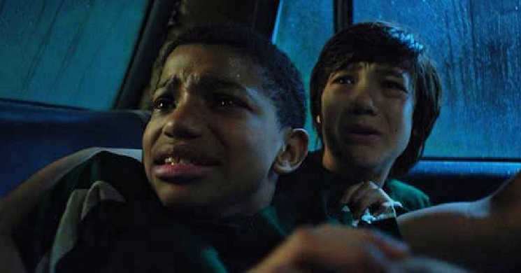 THE BOY BEHIND THE DOOR  - Trailer Oficial