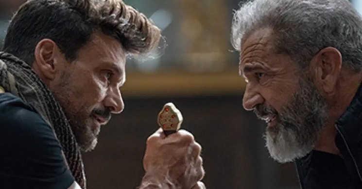 Frank Grillo e Mel Gibson em ação no trailer legendado de