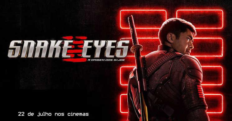 Trailer legendado do filme Snake Eyes: A Origem dos G.I