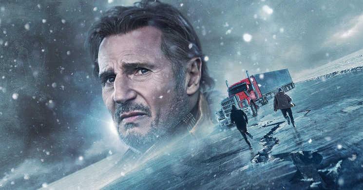 Liam Neeson em foco no trailer legendado do thriller