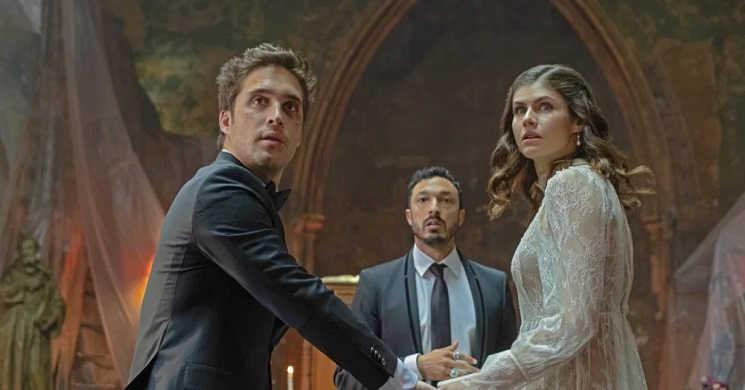 Diego Boneta e Alexandra Daddario em destaque no trailer de
