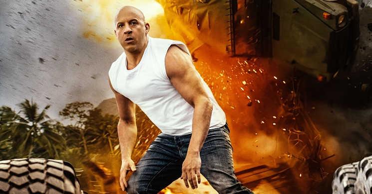 Vin Diesel reage ao sucesso de Velocidade Furiosa 9