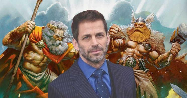 Zack Snyder vai produzir serie Twilight of the Gods