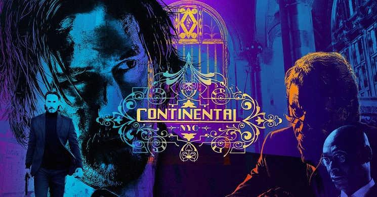 Albert Hughes vai dirigir dois episódios do spin-off The Continental
