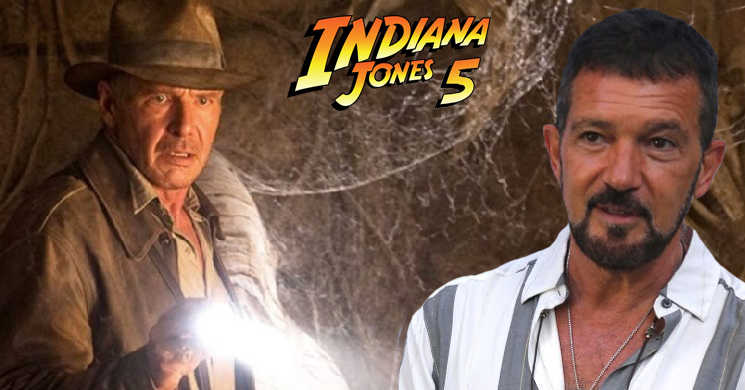 Antonio Banderas junta-se a Harrison Ford no elenco de