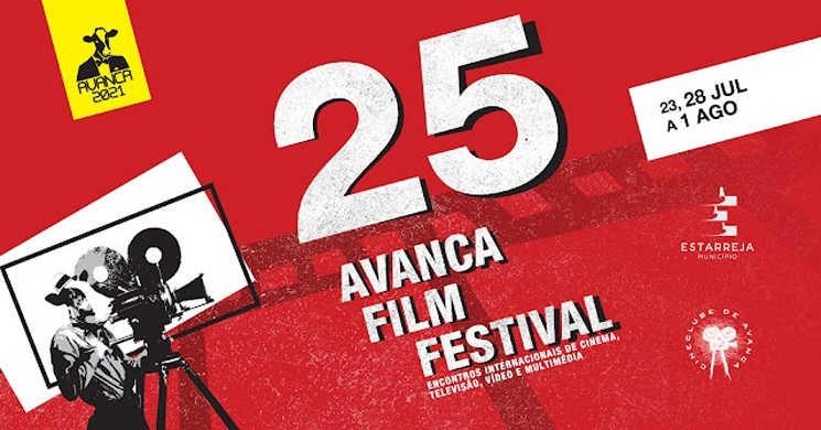 Avanca Film Festival: 25ª edição decorre de 28 de julho a 1 de agosto