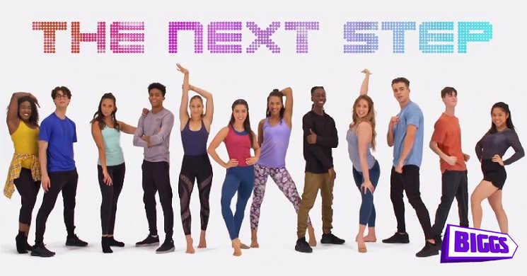 Canal Biggs estreia a sétima temporada de The Next Step