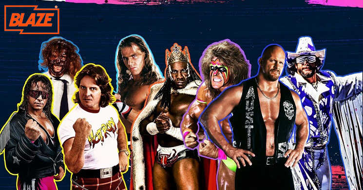 Canal Blaze estreia Especial WWE