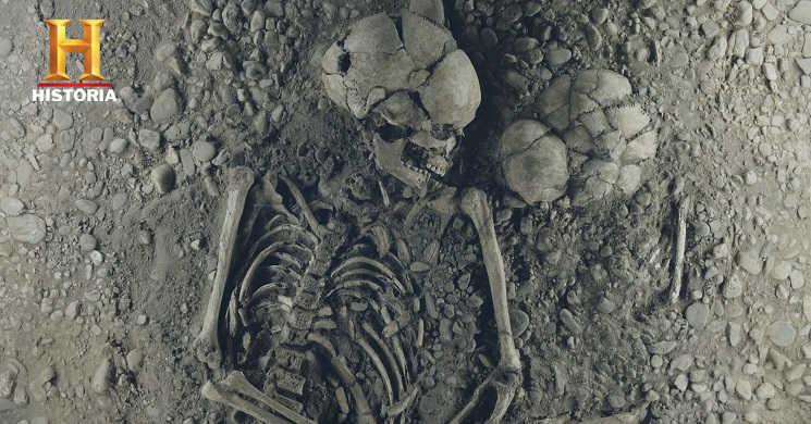 Canal Historia estreia a série documentalCrimes da Antiguidade