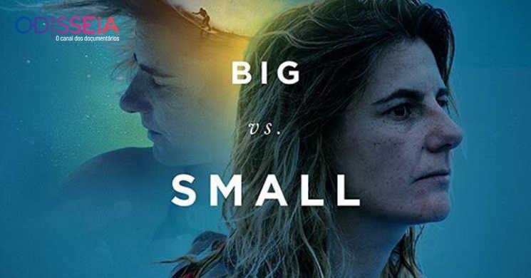 Canal Odisseia estreia o filme Big vs Small