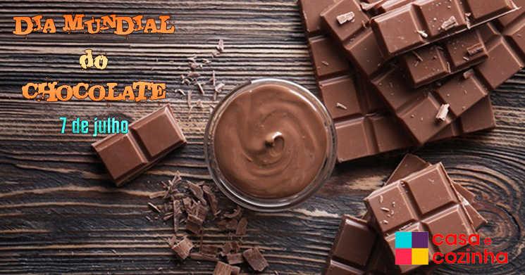 Casa e Cozinha assinala o Dia Mundial do Chocolate