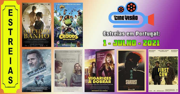 Conheça os filmes que entram em cartaz nos cinemas esta semana