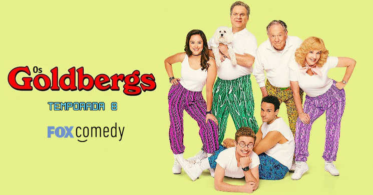 Fox Comedy estreia temporada 8 de Os Goldberg