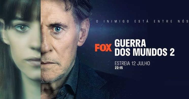 Fox estreia temporada 2 da série Guerra dos Mundos