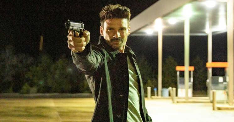 Frank Grillo anunciado como protagonista do thriller de ação