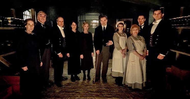 Imagem do filme Downton Abbey
