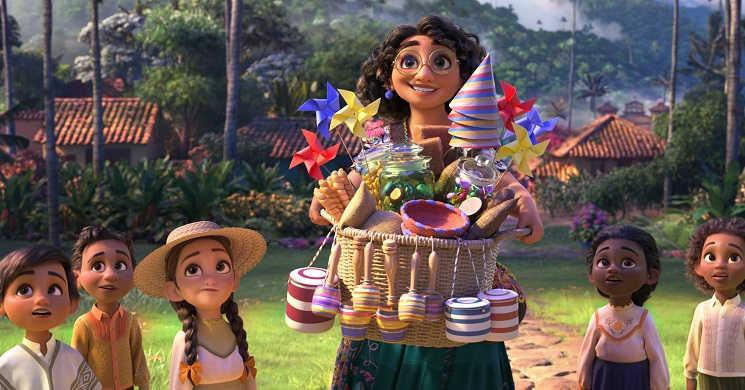 Imagem do filme Encanto
