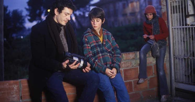 Imagem do filme Lavado em Lágrimas