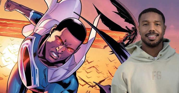 Michael B. Jordan prepara minissérie sobre Superman negro para a HBO Max