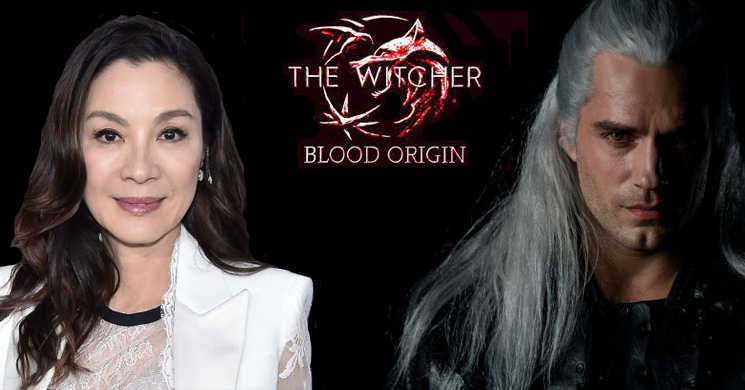 Michelle Yeoh no elenco da serie The Witcher: Blood Origin