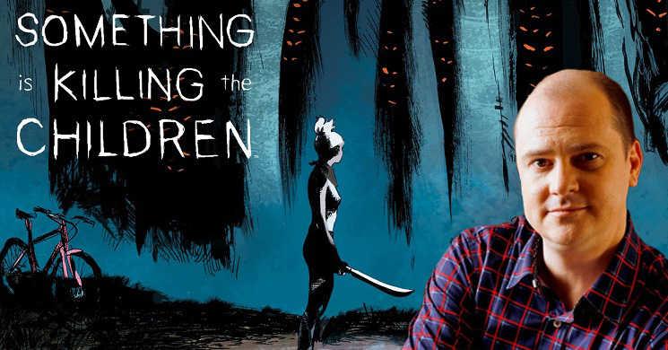 Mike Flanagan vai adaptar Something Is Killing the Children