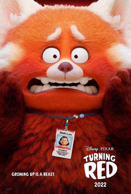 Poster do filme Turning Red