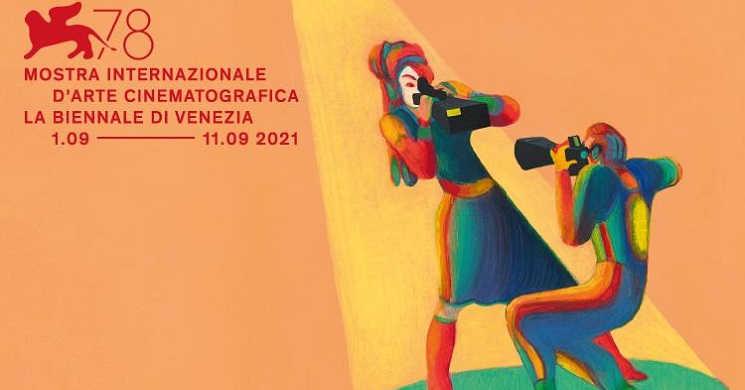 Apresentada a programação oficial da 78 ªedição do Festival de Cinema de Veneza