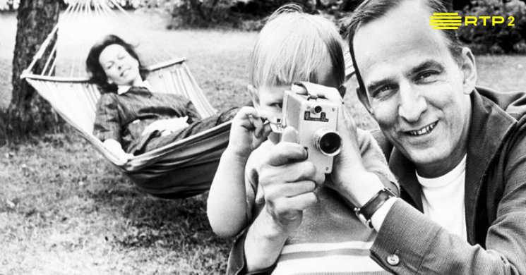 RTP2 exibe o filme Ingmar Bergman A Vida e Obra do Génio