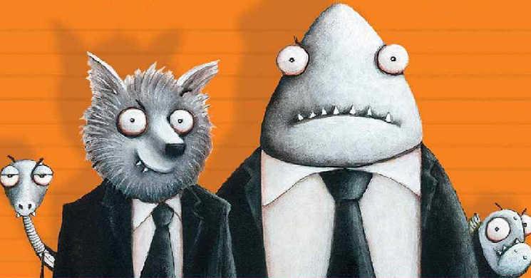 Sam Rockwell e Awkwafina no elenco de vozes da animação